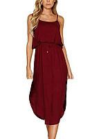 Fashion Strapless Dress