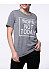 Casual Style Letters Printed Short Sleeve T-Shirt