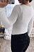 Round Neck  Plain Bodysuits