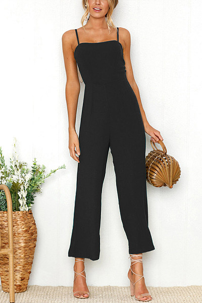 Sexy Sling Jumpsuit