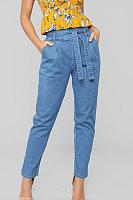 Long Sheath Basic Plain Jeans