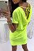 Round Neck  Backless  Plain Bodycon Dresses