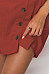 Spaghetti Strap  Backless  Decorative Buttons  Plain  Sleeveless Casual Dresses