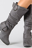Decorative Hardware  Plain Boots