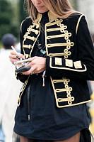 Fashion Long Sleeve Single-Breasted Blazer