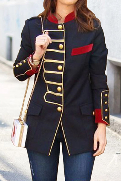 Royal British Single Breasted Blazer