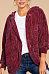 Hooded  Plain Outerwear