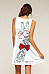 Round Neck  Animal Prints  Sleeveless Casual Dresses
