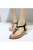 Bohemian  Flat  Casual Sandals