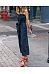 Sling Strapless Back Belt Linen Jumpsuit
