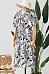 Off Shoulder  Printed  Short Sleeve Maxi Dresses