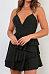 Spaghetti Strap  Plain  Sleeveless  Elegant Skater Dresses