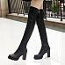 Casual Thigh High Boots