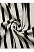 Lapel Knit Striped Cardigan