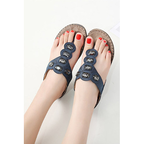 Summer Casual Rubber Bohemian Sandals