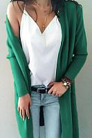 Blend  Basic Autumn Plain Cardigans