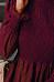 High Neck  Plain  Bell Sleeve  Blouses