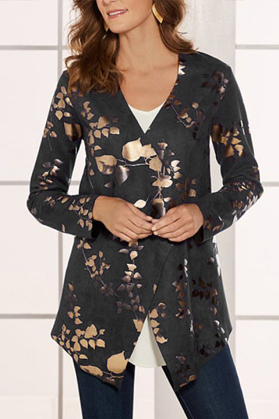 Fashionable casual small suit