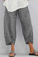 Women's Retro Bloomers Cropped Pants