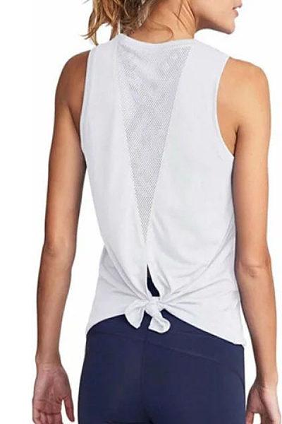 Round Neck  Plain Camis