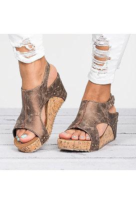 ac08e7d42ff7 Lace Up   Comfortable High Heels for Women - Luvyle.com