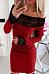 Off Shoulder  Decorative Lace  Patchwork  Long Sleeve Bodycon Dresses