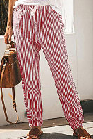 Hot Striped Casual Pants