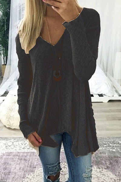 Sizes cheap One Shoulder Lace Batwing Sleeve T-Shirts high street