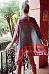 Snap Front Bohemian Three Quarter Sleeve Kimono