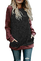 Women's Bat Sleeve Paneled T-Shirt
