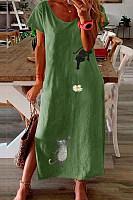 2020 Summer Casual Maxi Dress