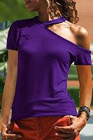 Fashion Casual Short Sleeves T-Shirts