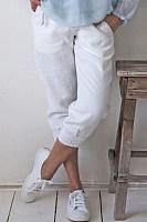 Casual Plain Elastic Waist Harem Pants