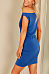 One Shoulder  Plain  Sleeveless Bodycon Dresses