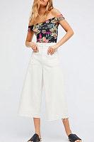 Off Shoulder  Floral Printed Bodysuits