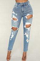 Denim Basic  Plain Jeans