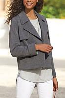 Fashion tailored commute temperament small suit
