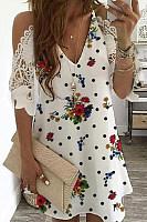2020 Summer Casual Printed Dress