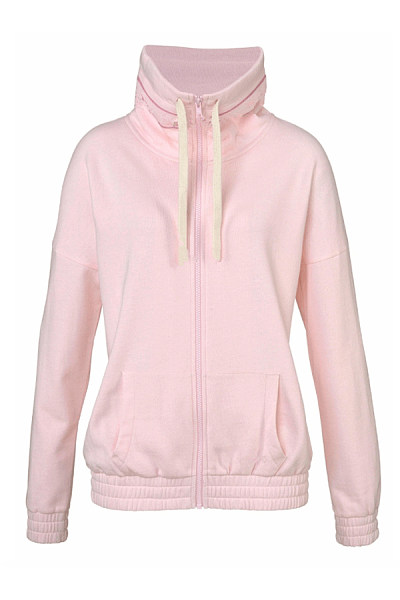 Hooded  Zipper  Plain Hoodies