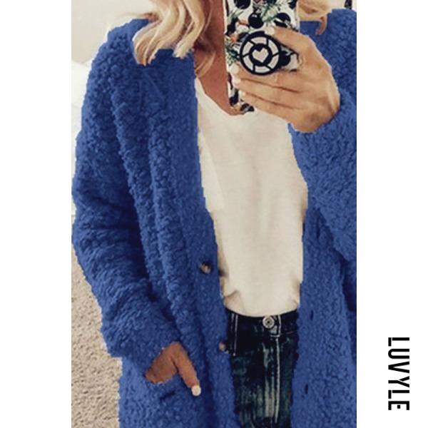 Women's woolen plus size coat - from $17.00