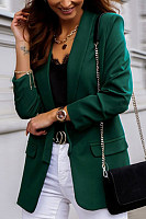 2020 Autumn Fashion Women Blazer