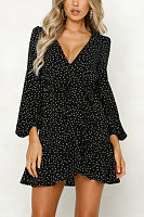 Polka Dot Bodycon Dresses