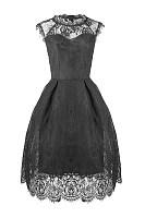 Vintage Lace Skater Dresses