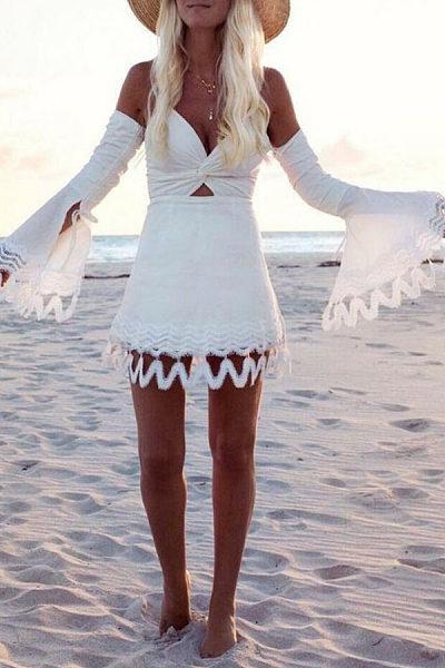 V Neck Slit Printed Sleeveless Maxi Dresses vancouver