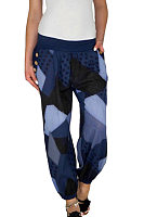 Loose Fitting  Checkered Pants