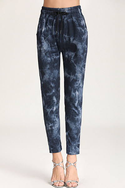 Fitted Gradient Basic Jeans