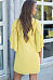 Chiffon Plain Three Quarter Sleeve Casual Dresses