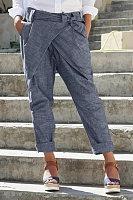 Bow slacks Casual Pants