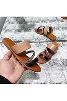 Rhinestone Leopard Sandals