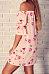 Off Shoulder  Single Breasted  Floral Printed  Short Sleeve Casual Dresses